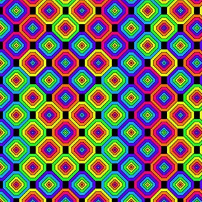Groovy Octagons