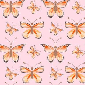 Monarchs in Millennial, Small