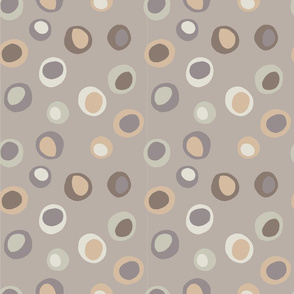 Abstract Tort Neutral Beige