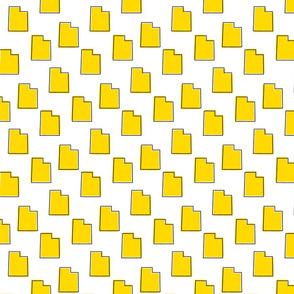 Utah 2018 | Yellow
