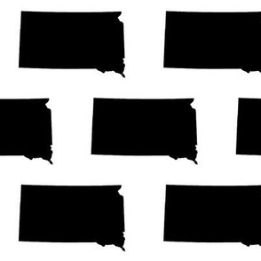 South Dakota // Large