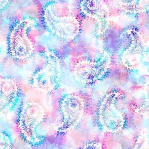 Anushka Paisley Pastel
