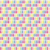 Rainbow-Peep-Bunnies Mini