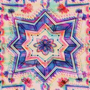 Cleo Boho Pattern A