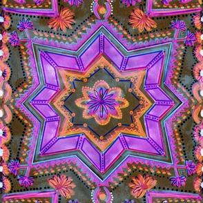 Cleo Boho Pattern D