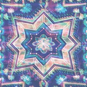 Cleo Boho Pattern E