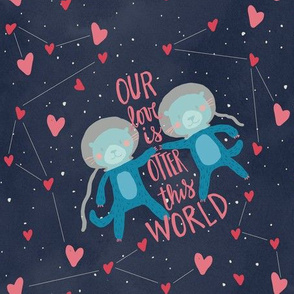 Our Love is Otter this World