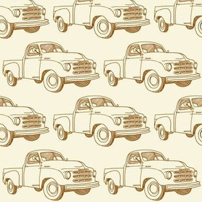 Nifty Fifties 1951 Studebaker Truck