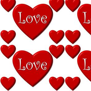 Estampa amor