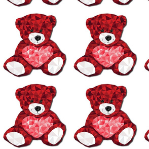 Estampa de ursinho