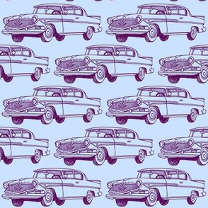 1955-57 Hudson (purple on blue)
