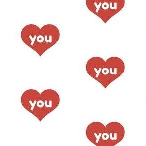 Love You Hearts