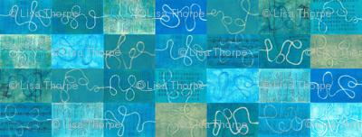 Manganese Blue String