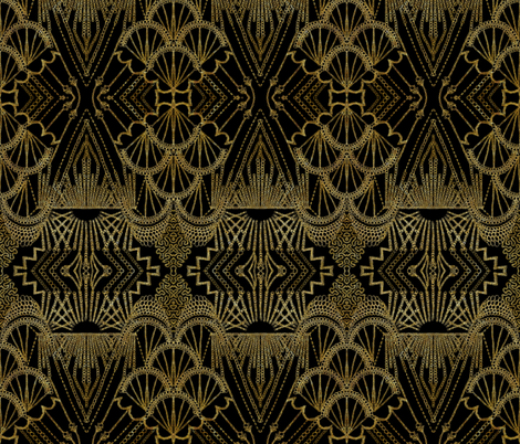 Decollect fabric by graceful on Spoonflower - custom fabric