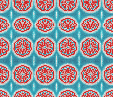 japonaise 64 fabric by hypersphere on Spoonflower - custom fabric