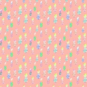 Indy bloom design pineapple party MINI