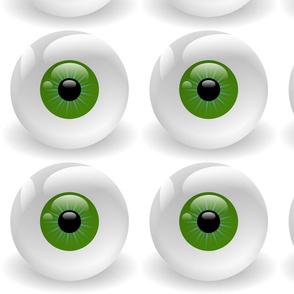 Design olho da sorte