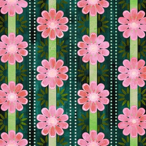bali bali flower green