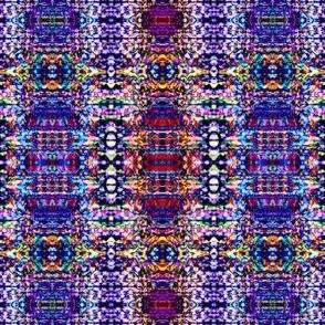 Rainboho tapestry.