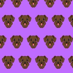 Puppy Dots 1