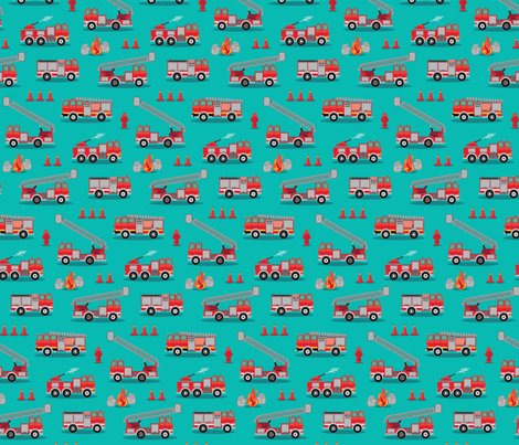 Rfire-engine-scatter_mint_pattern_shop_preview