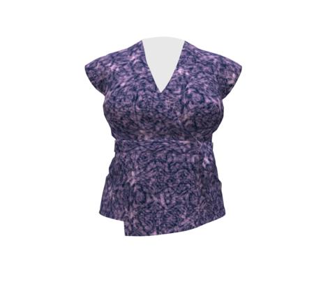 Star thatch purple