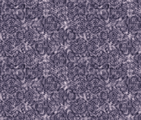 Star thatch purple shadow fabric by wren_leyland on Spoonflower - custom fabric