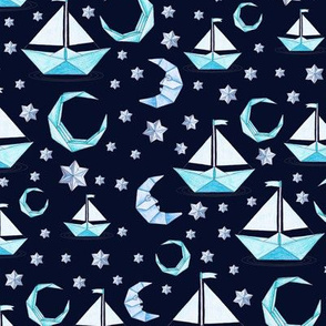 Sail me to the Moon On Navy