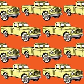 1960's Studebaker Champ pick up  truck