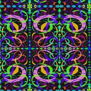 Streaming Swirls of Esses