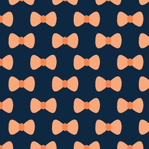 Orange Bowties