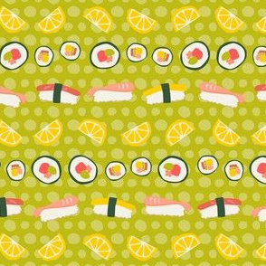 Sushi Stripe