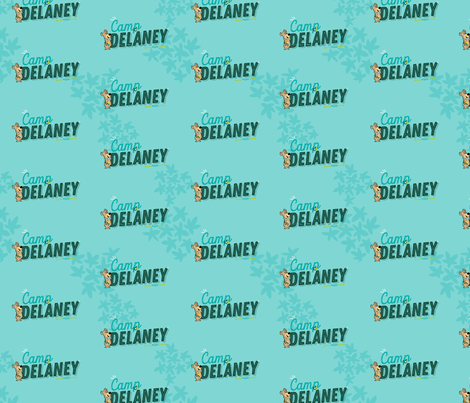 Camp Delaney 2B fabric by printablegirl on Spoonflower - custom fabric