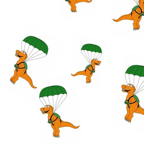 Airborne Dinosaurs