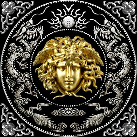 Rrspoonflower-dragon-coin-gold-medusa_shop_preview