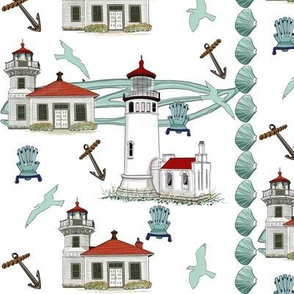 Lighthouses of Northwest