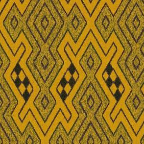 Sarong - mustard