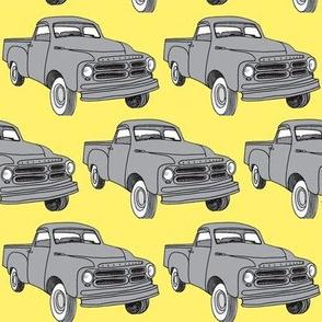 Nifty Fifties 1955 Studebaker pick up truck