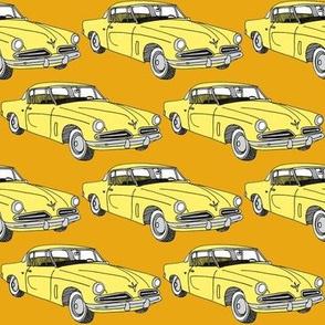 Nifty Fifties 1953 Studebaker coupe