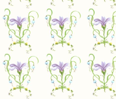Peninsula design fabric by lissikaplan on Spoonflower - custom fabric
