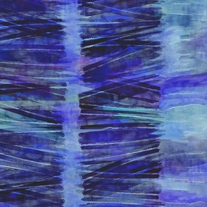 watercolor-stripes-cobalt blue