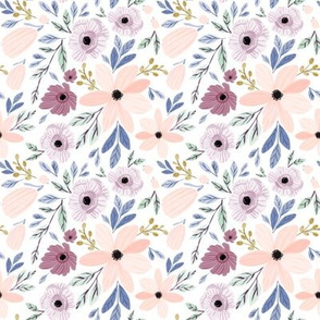 Indy bloom design sugar plum poppy A