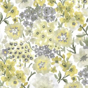 Modern Floral Neutral