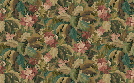 Tapestry Classic fabric by littlerhodydesign on Spoonflower - custom fabric