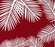 Palms - Blood Moon fabric by nishi_kini on Spoonflower - custom fabric