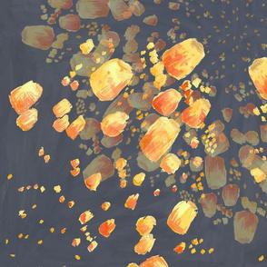 Celebration lanterns