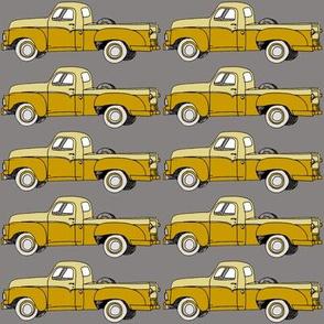 Nifty Fifties 1957 Studebaker pick up truck