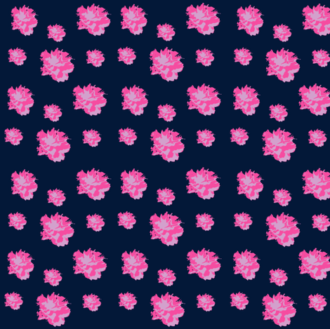 Hibiscus1-ch fabric by ruthjohanna on Spoonflower - custom fabric