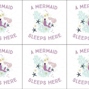 6 loveys: a mermaid sleeps here // laguna
