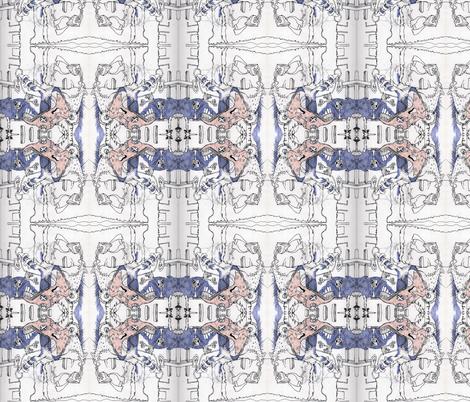 Play fabric by ktruxton_ on Spoonflower - custom fabric